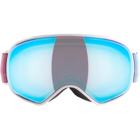 Red Bull SPECT Alley Oop Lunettes de protection, white-ice blue snow